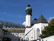 hofkirche in der innsbrucker altstadt