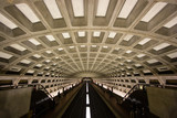 Washington, D.C. Metro Tunnel