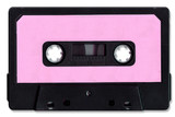 Fototapety Cassette Tape with clipping path