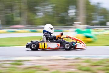 Speedy Go-Kart