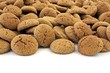 Gingerbread nuts, a delicacy in Holland around 5th of december
