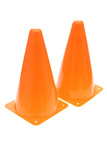 Safety Cones poster
