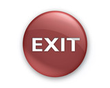 exit button poster