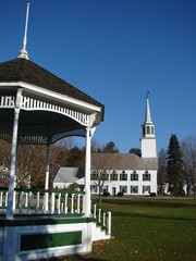 Newfane Park,Vermont