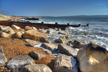 Coastal Sea Defence