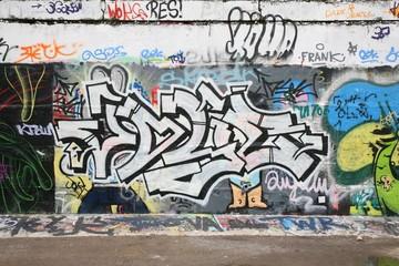 abstract graffiti