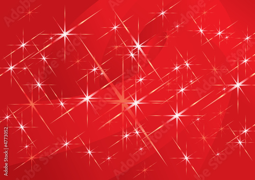 Christmas Magic Background (vector or XXL jpeg image)