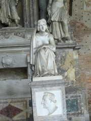 Pisa museo camposanto