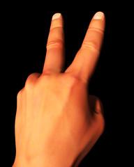 Swearing Fingers 2