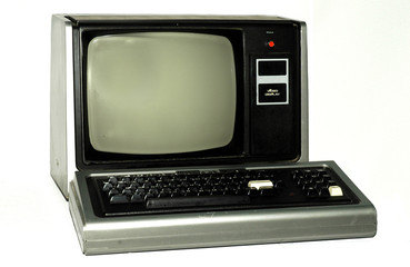 early mass-produced personal computer  from 1980