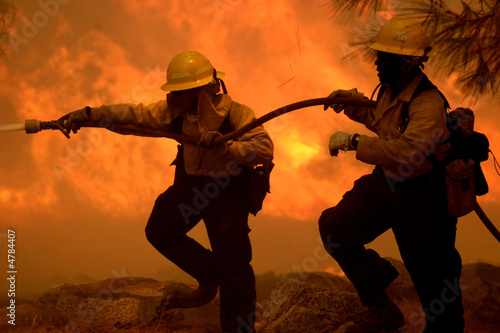 Forestry Firefighters - 4784407