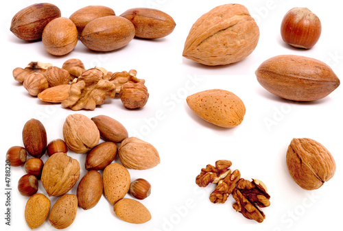 composite of nuts