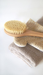 Healthy Body Brushing