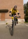 extreme biker poster