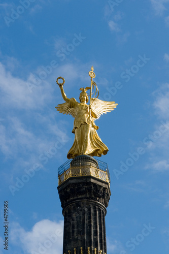 canvas print picture Monument to the Victory, Berlin
