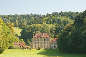Chateau in Frankreich