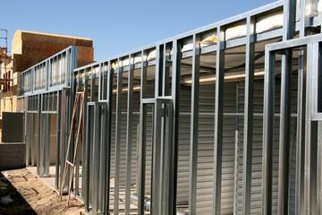 steel,building