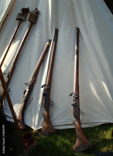 Weapons - Muskets (English Civil War 17th century)