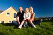 Familie und Eigenheim