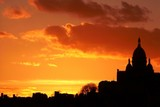 Fototapeta snem - kolor - Zachód / Wschód Słońca