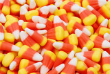 Candy Corn Group - A Halloween Treat