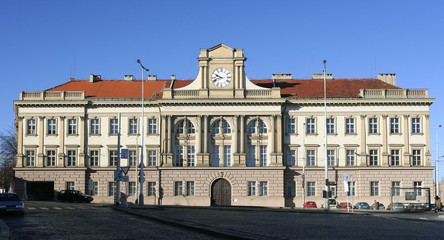 Palace at Hradcani castle, Prague