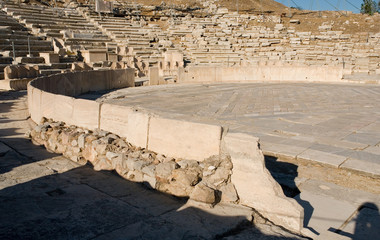 Theater of Dionisos Eleuthereos, Athens,