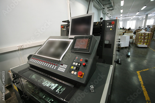 printed equipment