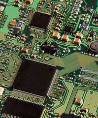 Electronics Circuit Board