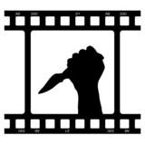 dia film messerstecher   poster