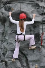 Climbing High