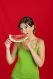 Watermelon desire poster