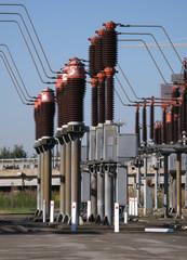 Particolare di Centrale Elettrica