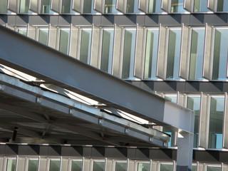 Dettaglio di costruzione moderna