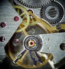super macro clock mechanism 2