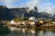 Lofoten Insel Sakrisoy