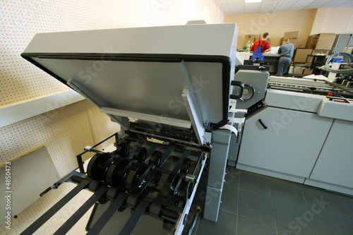 new printed equipment