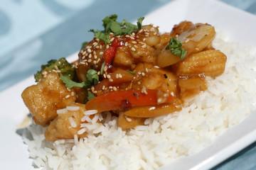Chinese Food - Orange Chicken