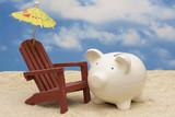 Retirement Savings - Fine Art prints