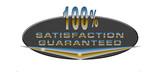 100% satisfaction guaranteed belt poster