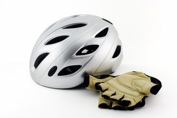 Bicycle accessories.