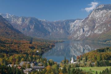 Lake Bohinj