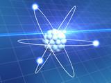 Atom 1 poster