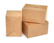 three cardboard boxes #2