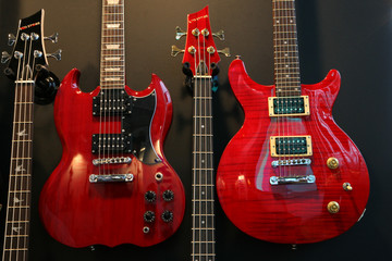 Red Guitars