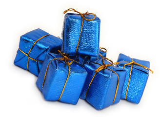blue gifts #2