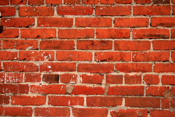 Red Brick Background 3
