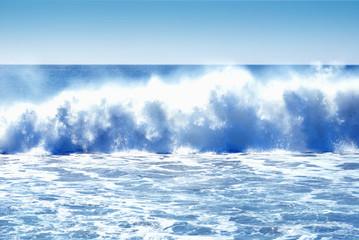Huge Crashing Waves