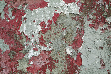 grunge cracked paint background