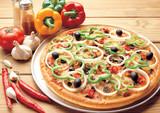 Fototapety Pizza
